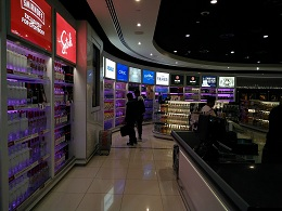 迪拜机场免税店